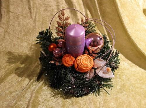 Vianočná dekorácia 3