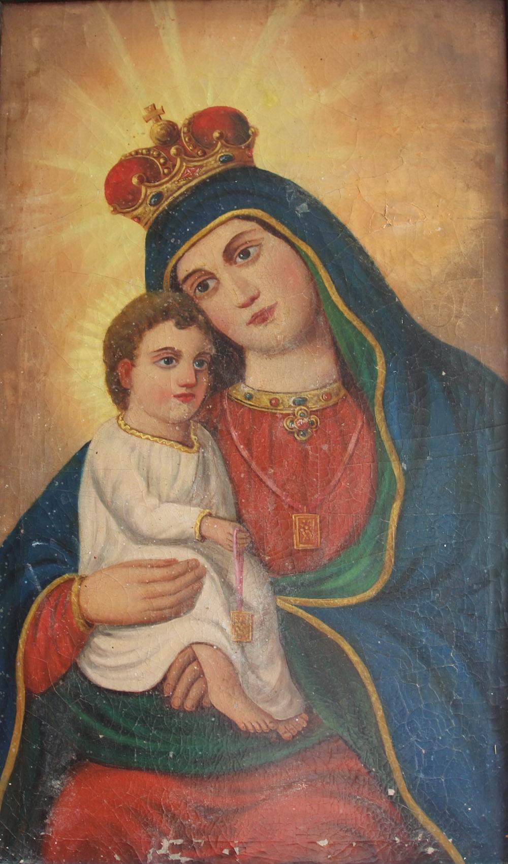 Panna Mária škapuliarska