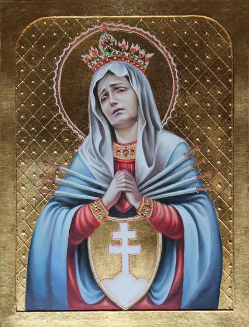 Sedembolestná Panna Mária