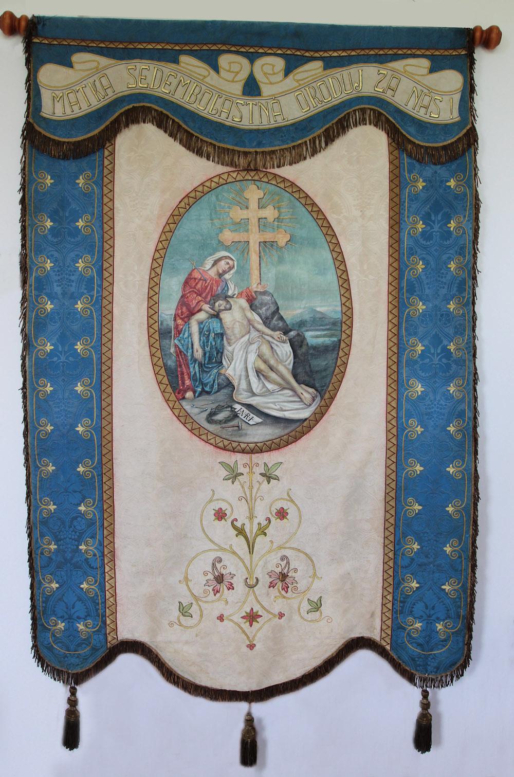 Procesná zástava r.1939